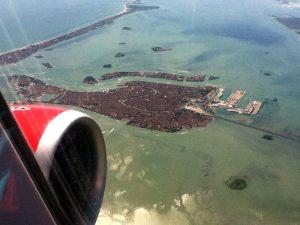 Venedig von oben, Foto: Thomas Siener
