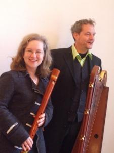Anja Detmer und Thomas Siener