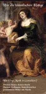 Peter Paul Rubens. Die Heilige Cäcilie. Um 1639/40 (Ausschnitt), Foto: Jörg P. Anders