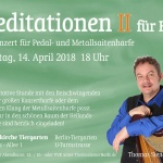 Meditationen II mit Kompositionen von Thomas Siener